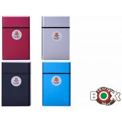 Cigarettatartó műanyag Click színes 40590292