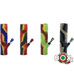Bong Champ szilikon színes 20 cm 40590314
