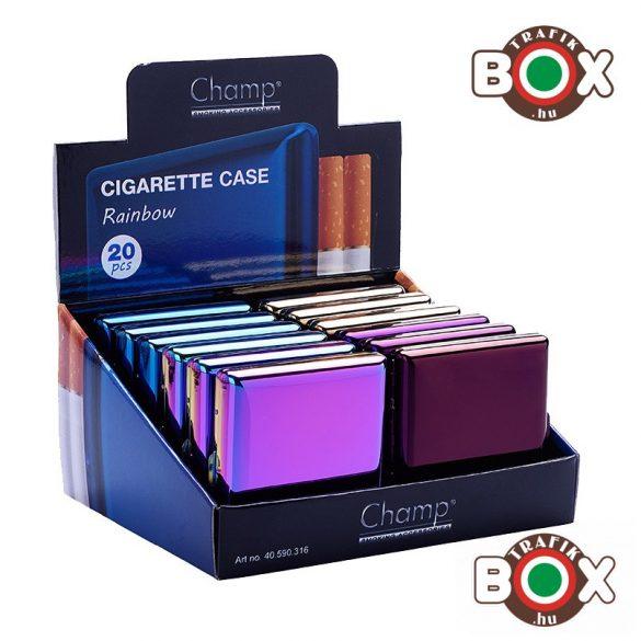 Cigarettatárca CHAMP fém Kaméleon 40590316