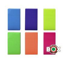 Cigarettatartó Click Box CHAMP műanyag színes Slim 40590389