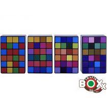 Cigarettatartó CHAMP Click box Rubik kockás 40590401