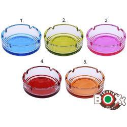Hamuzó CHAMP üveg Színes 10,5 cm 40590543