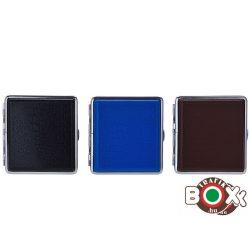Cigarettatárca CHAMP Bőr, Elegáns kígyóbőr mintás, Fém Lefogatós 20 szálas 40590556