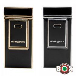 Öngyújtó Silver Match USB egyíves 40674175