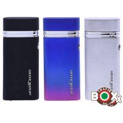 Öngyújtó Silver Match ICON ARC USB Dupla Kereszt íves 40674233