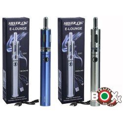 Elektromos Cigaretta Silver Cig E-lounge Szett 1 kék - 1 Ezüst 1900 mAh 40678584-85