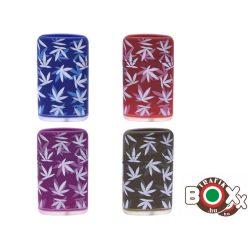 Öngyújtó Jet lángú gumírozott Kannabisz 40804176
