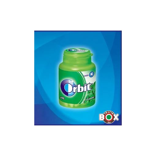 Orbit Bottle Spearmint 46 db-os (Zöld)