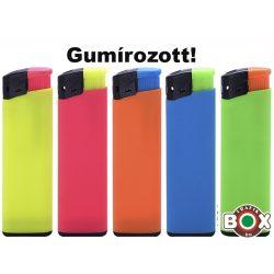 Öngyújtó Prof elektromos Gumirozott Bi-Color 41804219