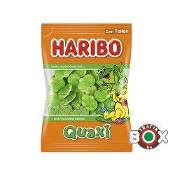 HARIBO Quaxi BÉKA Gumicukor gyümölcs ízű 100 g