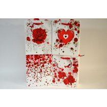 DÍSZTASAK 18*23*8CM ROSE&LOVE 487228