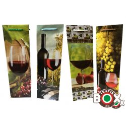 Dísztasak ital Boros Red Wine  33×10×10 cm 488046
