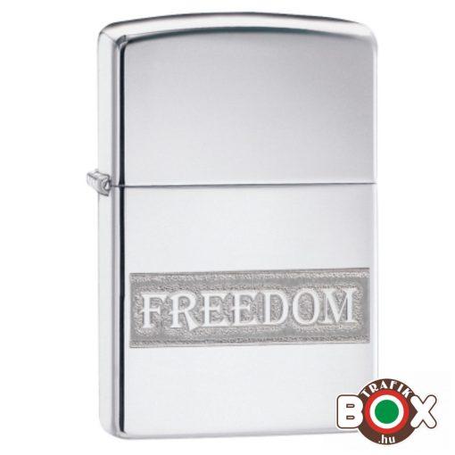 49129 ZIPPO ÖNGYÚJTÓ Freedom