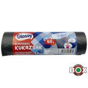 Szemeteszsák Bivalyerős Glossy 60 Liter 60×70 cm 10 db/cs 585435