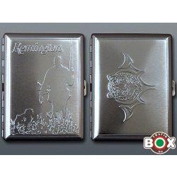 Cigarettatárca Fém Remington 20 szálas 60171