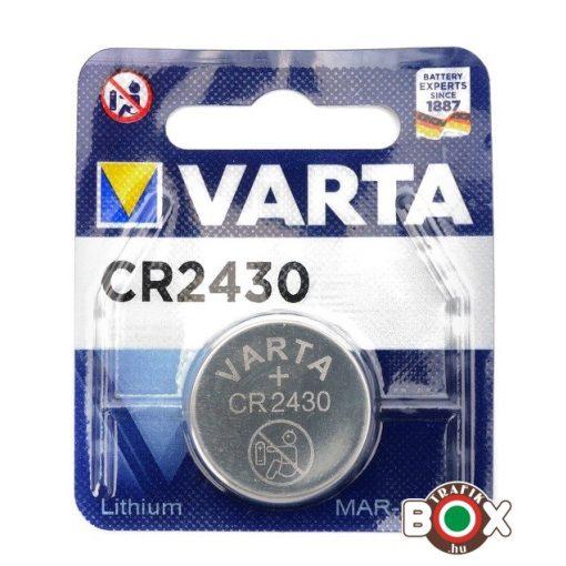 Varta Lithium Gombelem CR2032 (3V)