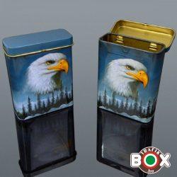 Cigarettadoboz fém Sas 60515
