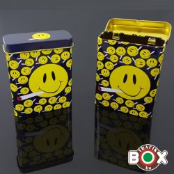 Cigarettadoboz fém Emoji 60529
