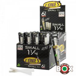 Cigarettahüvely Cones Small 6 db 606