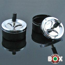 Hamuzó fém mini fekete 8,1cm 61101
