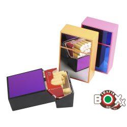 Cigarettatartó Click box Prémium, Tükrös 618946