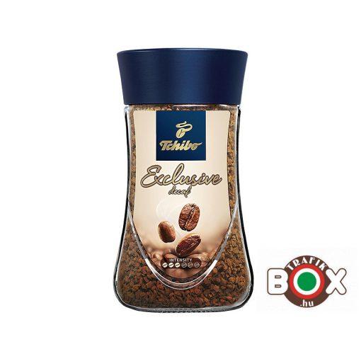Tchibo Exclusive instant 100G KOFFEINMENTES
