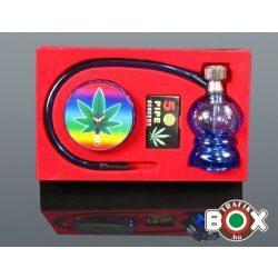 VIZIPIPA+ dohányőrlő szett 70101