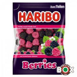 HARIBO Berries Gumicukor Szeder-málna ízű 100 g