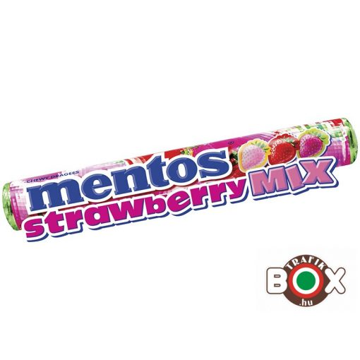 Mentos Strawberry Mix 71623