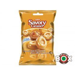 Savory Bag Tejes karamella ízű keménycukor 90g