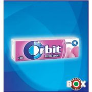 Orbit Drazsé Bubblemint 10 db-os
