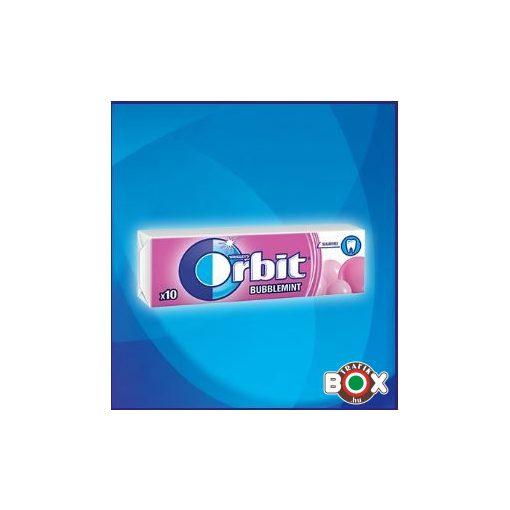 Orbit Drazsé Bubblemint 10 db-os