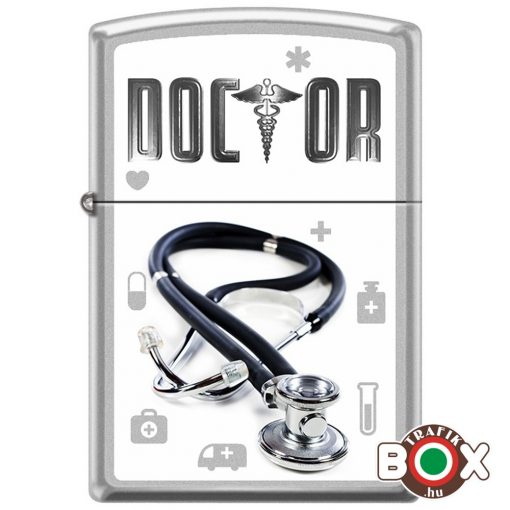 84730 ZIPPO öngyújtó Doctor