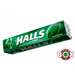 HALLS COOL SPEARMINT 33,5G (MENTA)