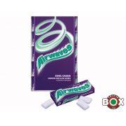 Airwaves Drazsé Cool Cassis 10 db-os ( 5 db / Csomag)