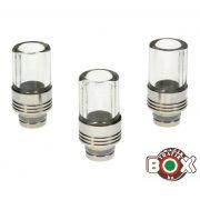 Drip tip Elektromos cigaretta szipka (Üveg GV75-A) C42903