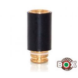 Drip tip Fekete Elektromos cigaretta szipka (Teflon) C42904