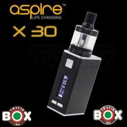 Elektromos cigi Aspire X30 Rover Kit, Nautilus X fekete