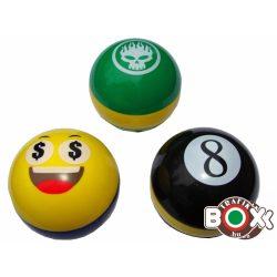 Dohányörlő Műanyag Emoji 3 részes JL-355J