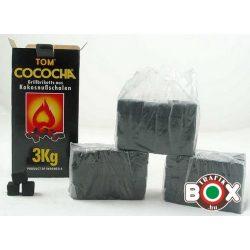 Vizipipaszén Tom Cococha Prémium Gold 3 kg