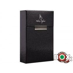 Adami Stefano Cigarettatartó doboz 80 M Lizard Black