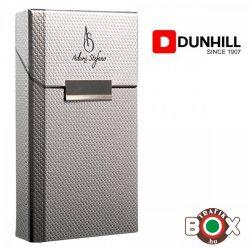 Adami Stefano Cigarettatartó doboz OL DUNHILL Metal-x Silver UT