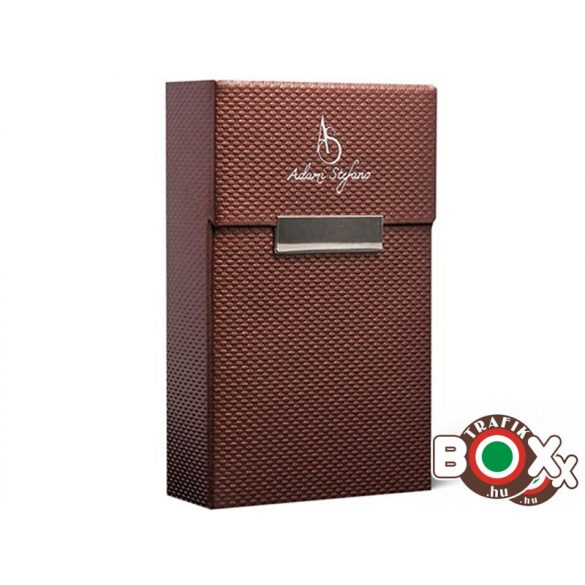 Adami Stefano Cigarettatartó doboz Touch DP CIW Brown