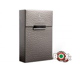 Adami Stefano Cigarettatartó doboz Touch DP Dimple steel