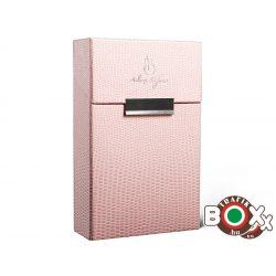 Adami Stefano Cigarettatartó doboz Touch DP Lizard pink