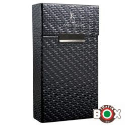 Adami Stefano Cigarettatartó doboz 100-as ML Carbon-x Blue