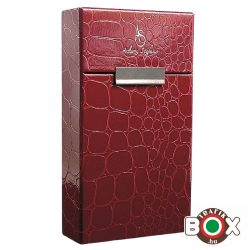 Adami Stefano Cigarettatartó doboz 100 ML Crocco Bordeaux