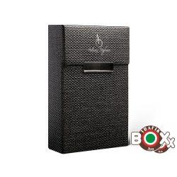 Adami Stefano Cigarettatartó doboz 80 M Mesh Titanium