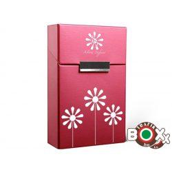 Adami Stefano Cigarettatartó Doboz M 80-as Electric Pink with motif