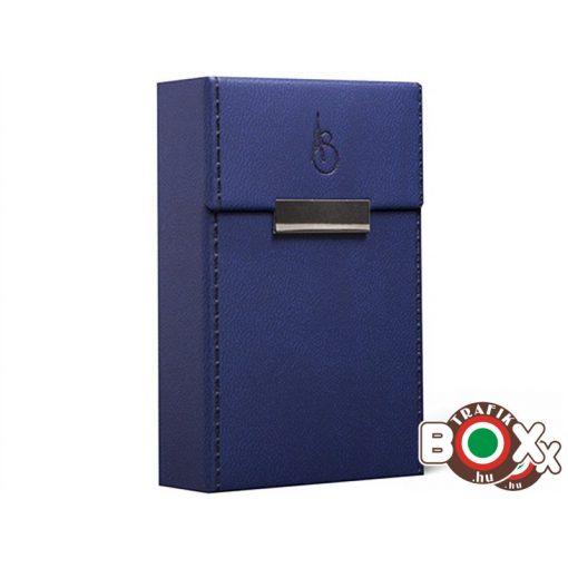 Adami Stefano Cigarettatartó doboz Touch DP Elegance indigo stitched